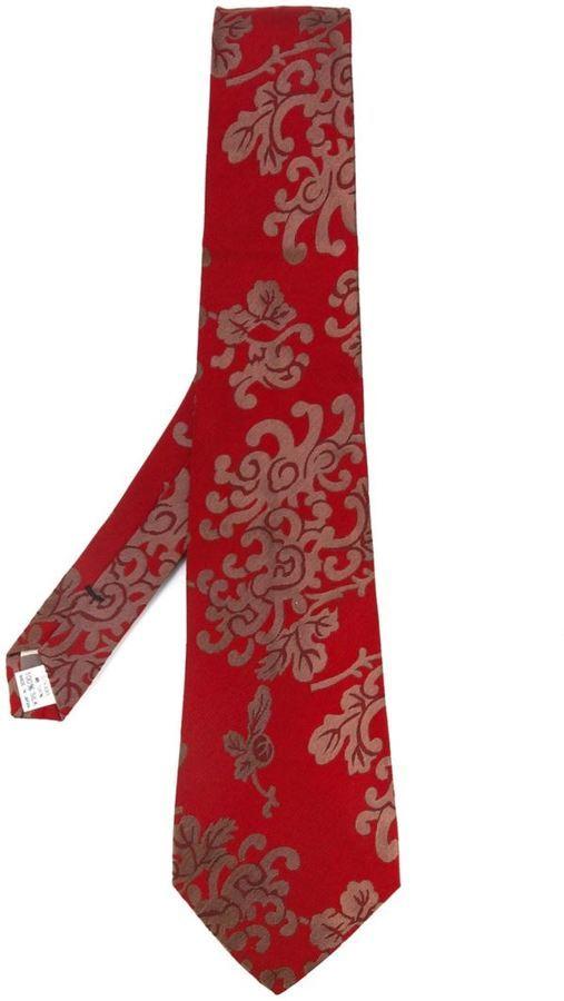 9bd60f26c78c Jean Paul Gaultier Vintage Arabesyre Printed Tie