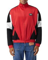 Burberry Astala Colorblock Track Jacket