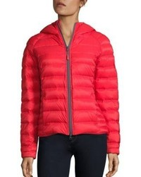 Canada Goose Brookvale Hooded Down Puffer Jacket