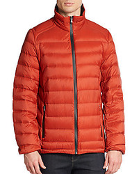 Michael Kors Down Filled Quilted Puffer Jacket