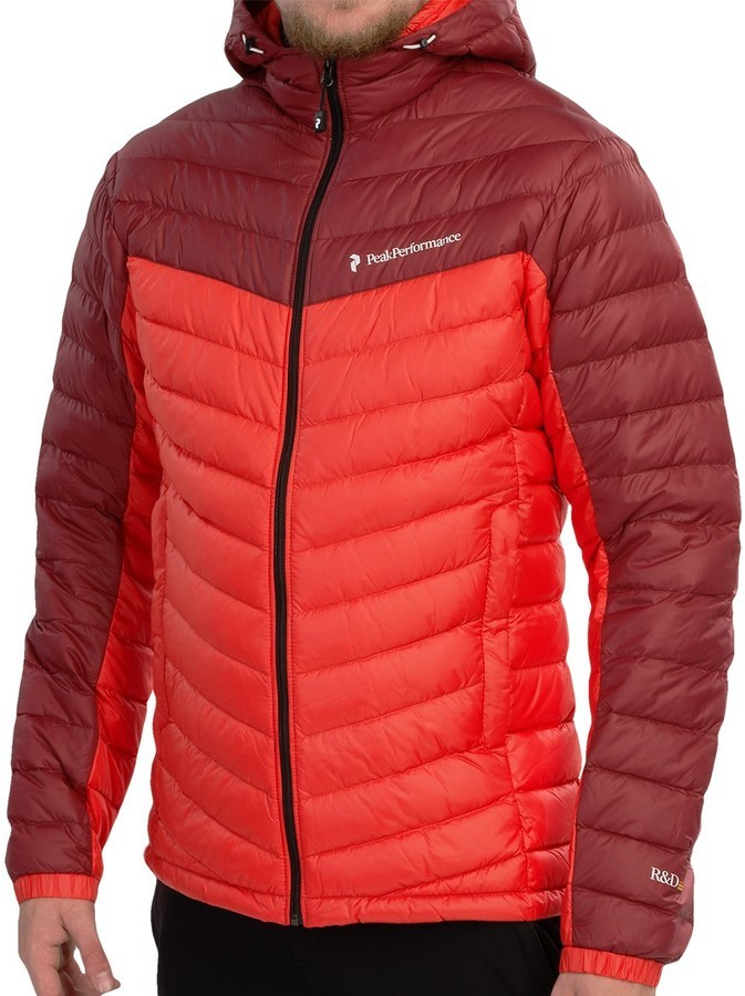 697a36b127e $242, Peak Performance Frost Down Hooded Ski Jacket 700 Fill Power