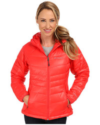 Columbia Gold 650 Turbodowntm Hooded Down Jacket