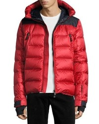 Moncler Grenoble Camurac Down Ski Jacket