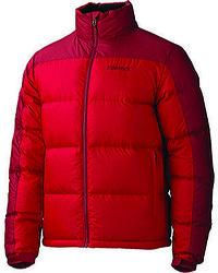Marmot Guides Down Sweater 73590 Cobalt Bluedark Azure Windbreakers