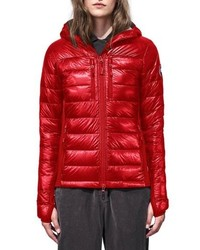 Canada Goose Hybridge Lite Slim Fit Hooded Packable Down Jacket