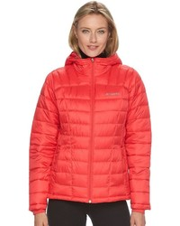 Columbia Pacific Post Thermal Coil Quilted Puffer Jacket