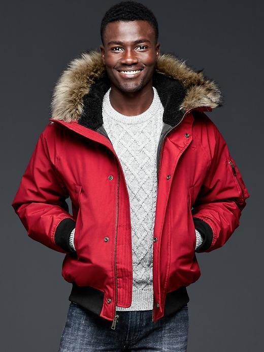 Gap primaloft jacket