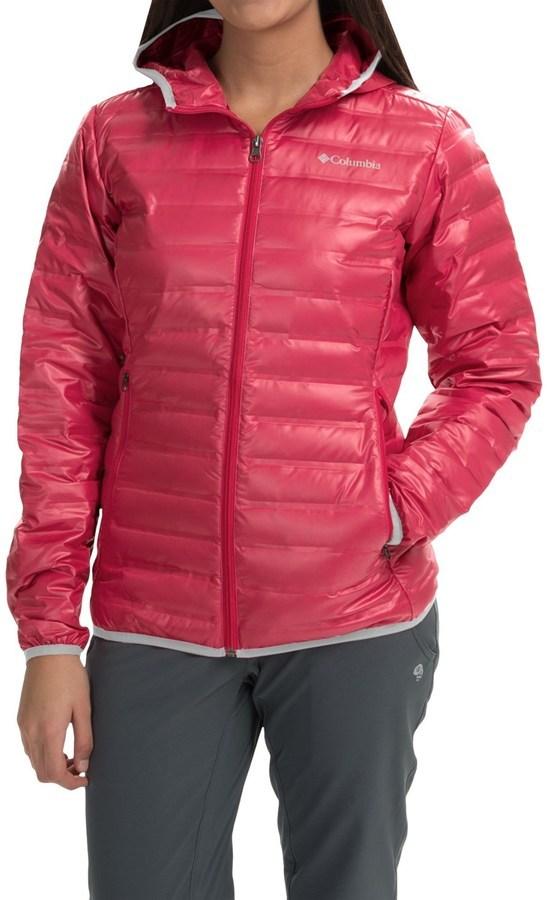 Columbia Sportswear Flash Forward Hooded Down Jacket 650 Fill Power ... 612e0e47c
