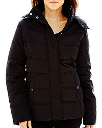 7809d1d3cc35 ... jcpenney St Johns Bay St Johns Bay Hooded Puffer Jacket ...