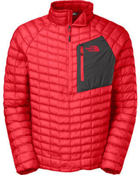 The North Face Thermoball Pullover Tnf Black Pullovers