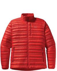 Patagonia Ultralight Down Jacket 84756 Turkish Red Down Jackets