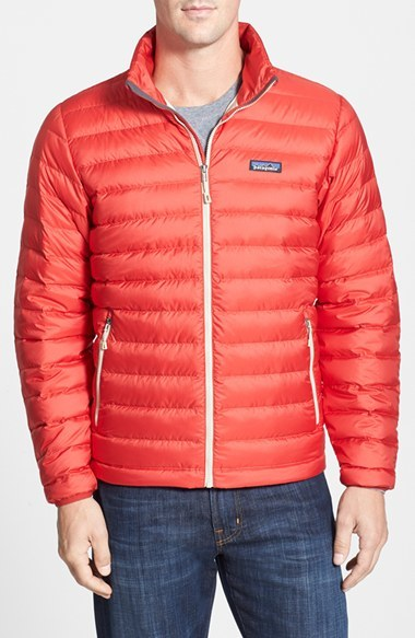 Patagonia Water Repellent Down Jacket | Where to buy & how to wear