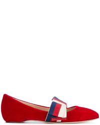Gucci Bow Sylvie Web Pumps