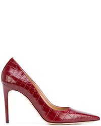 Dsquared2 Croc Effect Pumps