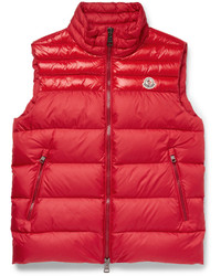 Dupres quilted shell down gilet medium 746215