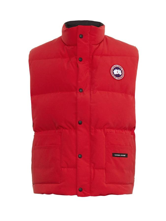 canada goose freestyle quilted gilet