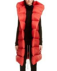 Rick Owens Oversized Down Puffer Vest