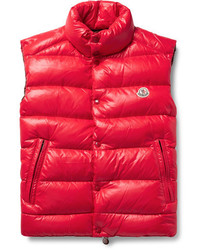 Moncler Tib Quilted Shell Down Gilet