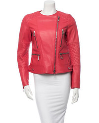 Leather jacket medium 131898