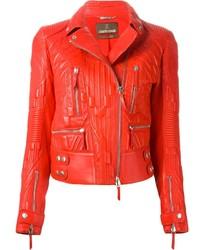 Roberto Cavalli Biker Jacket