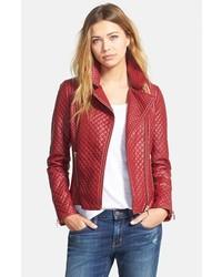 Stella lorenzo faux leather jacket medium 131897