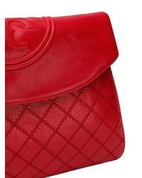 Tory Burch Fleming Fold Over Hobo Bag