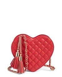 Mali lili quilted heart vegan leather crossbody bag medium 8688929