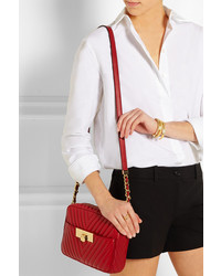 d1db01b817f1 ... MICHAEL Michael Kors Michl Michl Kors Susannah Small Quilted Leather  Shoulder Bag Michl Michl Kors ...