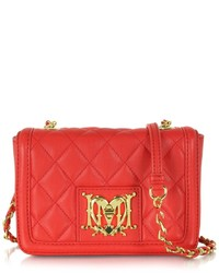 Love Moschino Moschino Quilted Eco Leather Crossbody