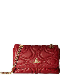Vivienne Westwood Quilted Squiggle Convertible Chain