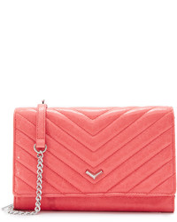Botkier Soho Chain Quilted Cross Body Bag