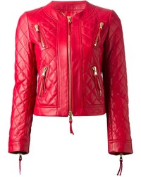 Moschino quilted jacket medium 118539