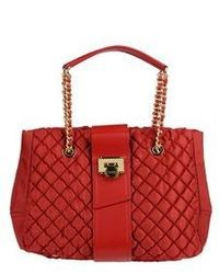 Moschino Large Fabric Bags