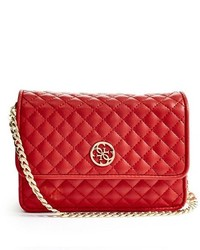 GUESS Quilted Cross Body