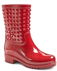 Betseyville by Betsey Johnson Betseyville Rain Boots