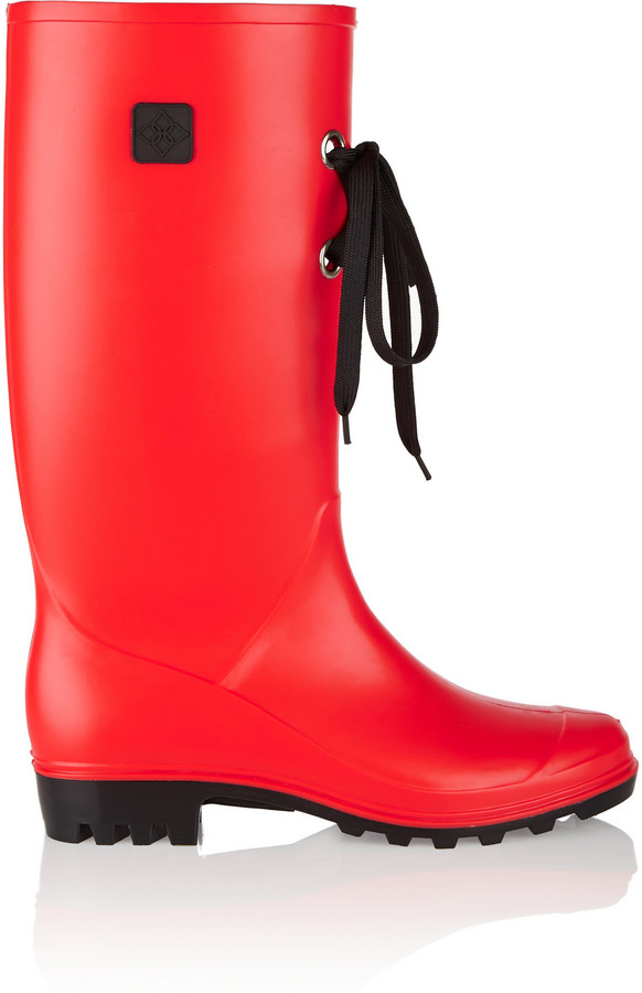 dav Dv Rubber Rain Boots | Where to buy & how to wear