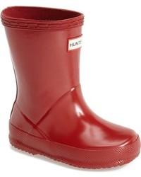Hunter Toddler First Gloss Rain Boot