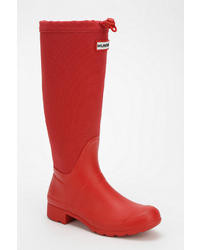Hunter Original Canvas Panel Rain Boot
