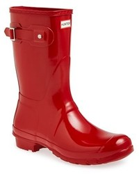 Original short gloss rain boot medium 146697