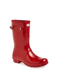 Hunter Original Short Gloss Rain Boot