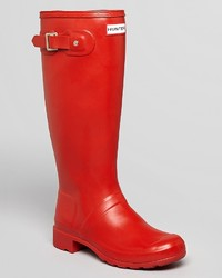 Hunter Original Tour Packable Rain Boots