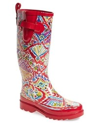 Rhythm waterproof rain boot medium 5254427