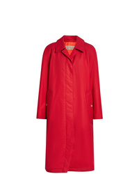 Burberry Single Breasted Rain Coat