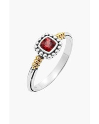 Lagos Caviar Superfine Stone Ring