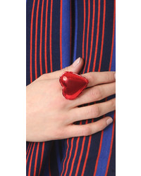 Kate Spade New York Be Mine Heart Cocktail Ring