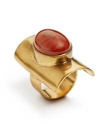 Tory Burch Stone Statet Ring