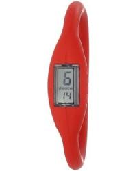 Deuce Brand Unisex Dbredm The Original Silicone Rubber Sports Red 17cm Watch