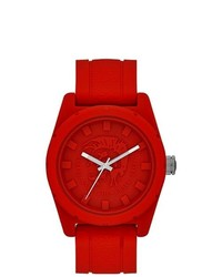 Diesel Red Rubber Company Watch Dz1589