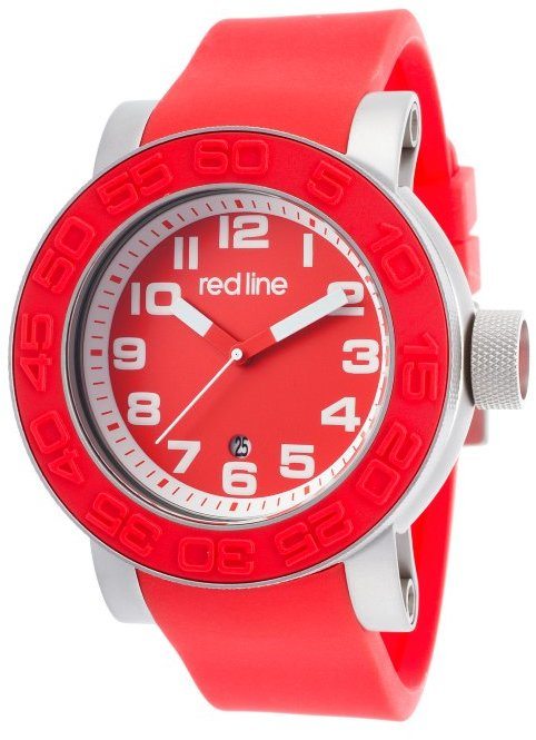 redline red line xlerator red silicone red dial where to buy how