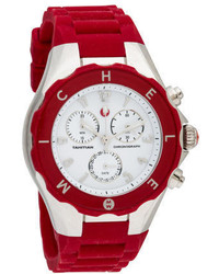 Michele Tahitian Jelly Bean Watch